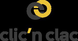 Logo de la startup clic'n clac