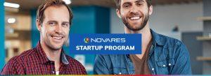 Logo de la startup Novares