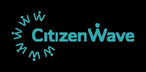 Logo de la startup CitizenWave
