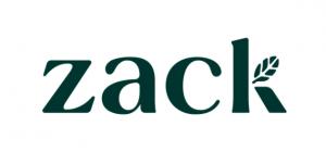 Logo de la startup ZACK