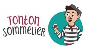 Logo de la startup Tonton Sommelier