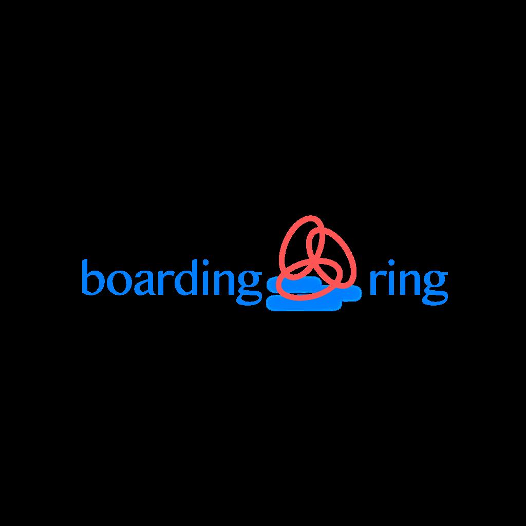 Logo de la startup Boarding ring