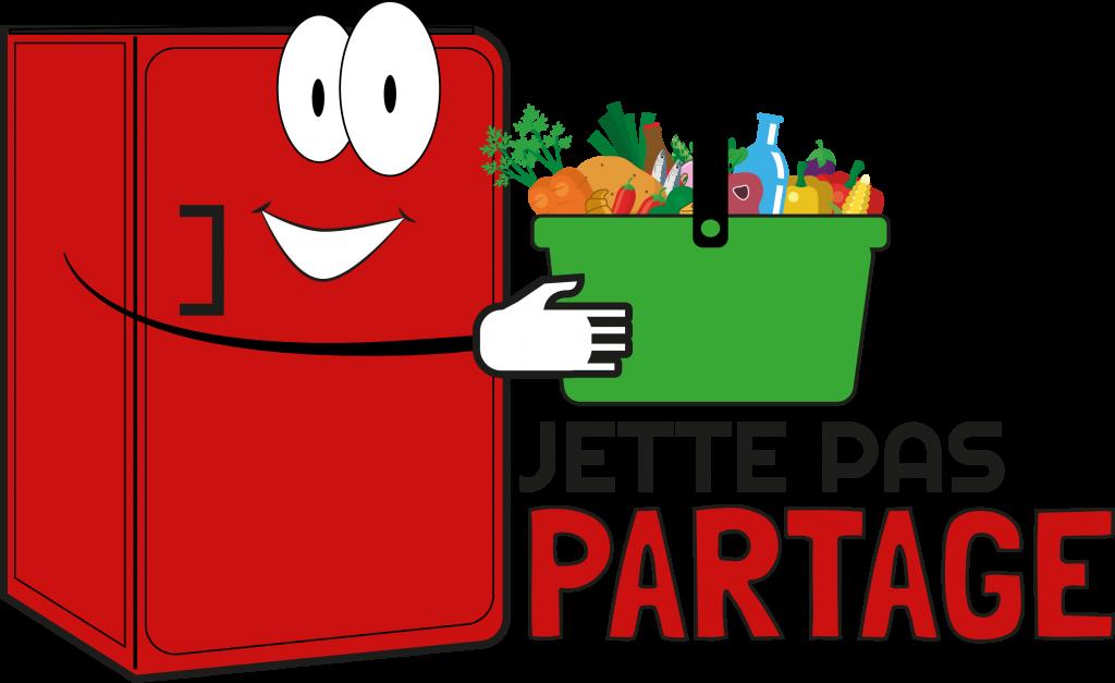 Logo de la startup Jette pas Partage
