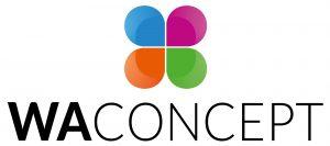 Logo de la startup WA CONCEPT