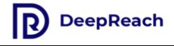 Logo de la startup DeepReach