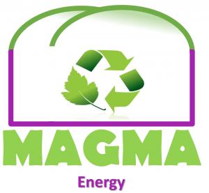 Logo de la startup MAGMA Energy®