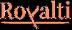 Logo de la startup ROYALTI