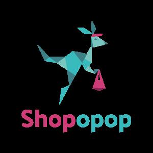 Logo de la startup Shopopop