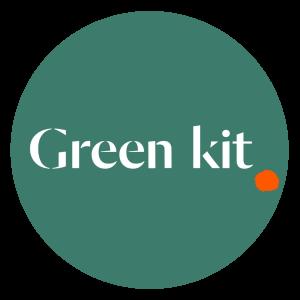 Logo de la startup GreenKit