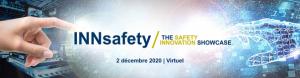 Logo de la startup INNsafety 2020