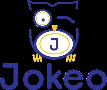 Logo de la startup Jokeo