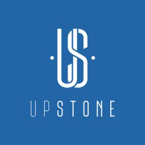 Logo de la startup UPSTONE