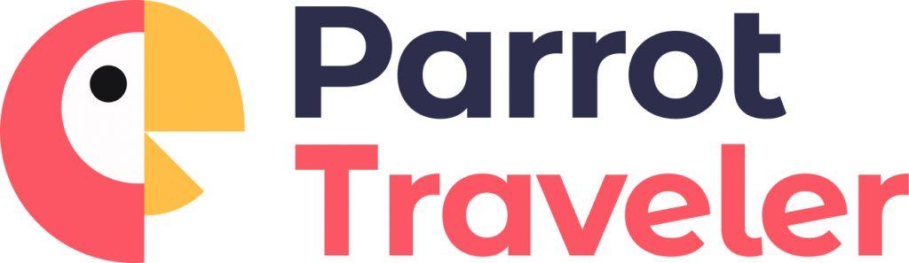 Logo de la startup Parrot Traveler