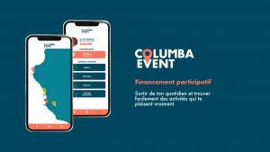 Logo de la startup Columba Event