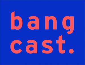 Logo de la startup Bangcast