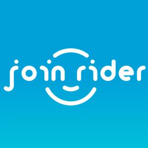 Logo de la startup JoinRider