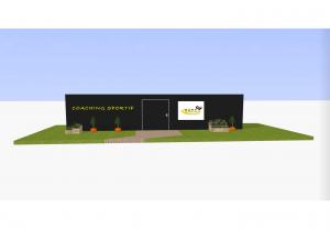 Logo de la startup Un container sportif