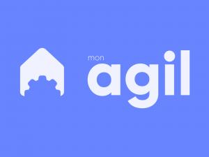 Logo de la startup Mon AGIL