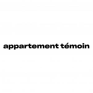 Logo de la startup appartement temoin