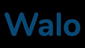 Logo de la startup Walo