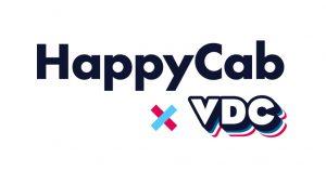 Logo de la startup HappyCab
