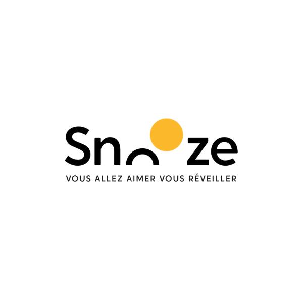 Logo de la startup Snooze