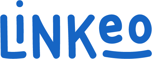 Logo de la startup Linkeo