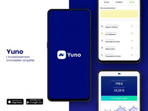Logo de la startup Yuno