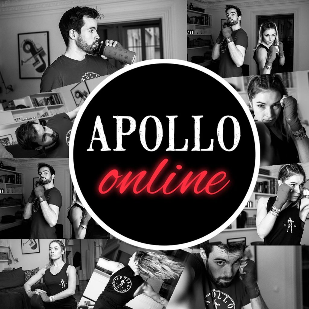 Logo de la startup Apollo Online Boxing