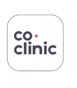 Logo de la startup coclinic