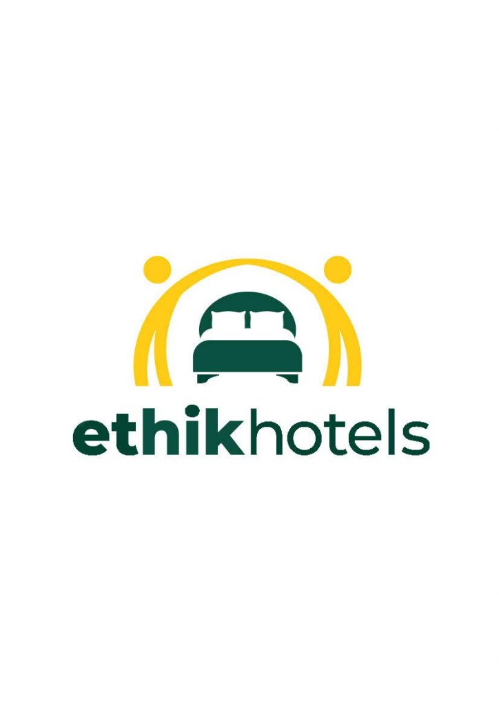 Logo de la startup ETHIK-HOTELS