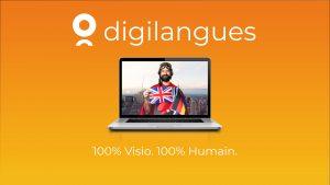 Logo de la startup Digilangues