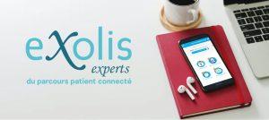 Logo de la startup exolis