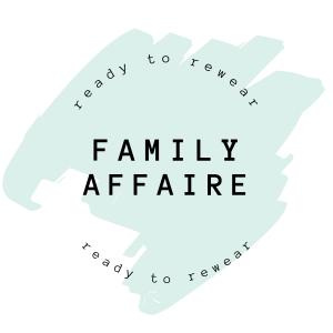 Logo de la startup FAMILY AFFAIRE