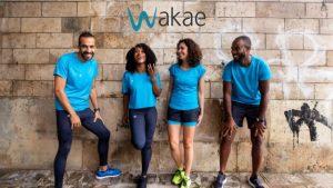 Logo de la startup Wakae