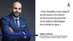 Logo de la startup Simplébo