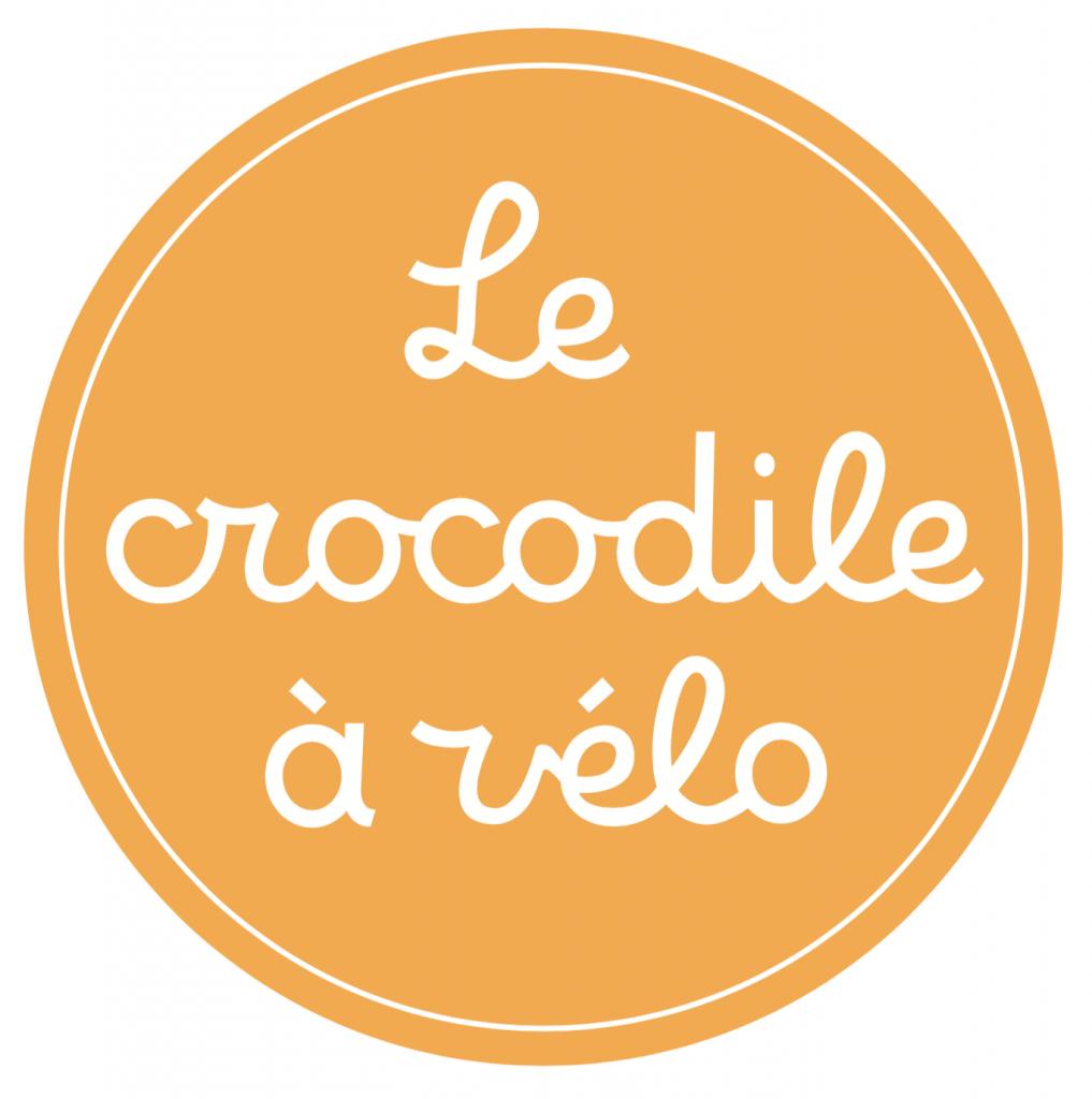 Logo de la startup Le Crocodile à vélo