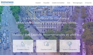 Logo de la startup Immoneos