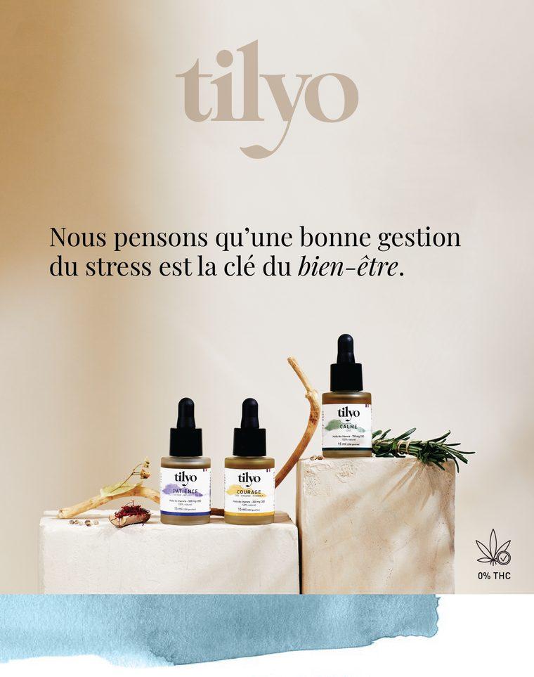 Logo de la startup Tilyo
