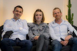 Logo de la startup Mindbaz annonce une levée de 1,5 Million d'euros