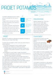 Illustration du crowdfunding POTAMOS