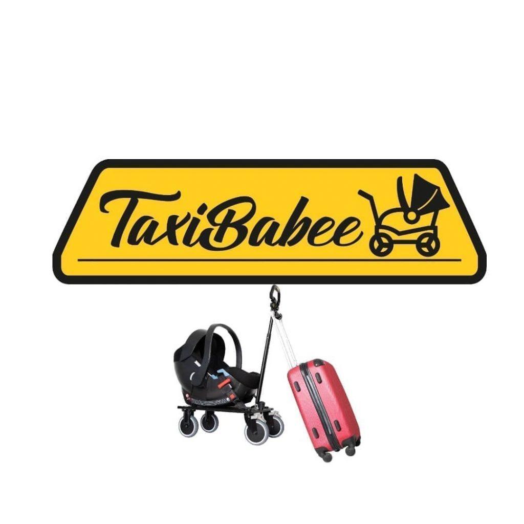 Logo de la startup TaxiBabee TB