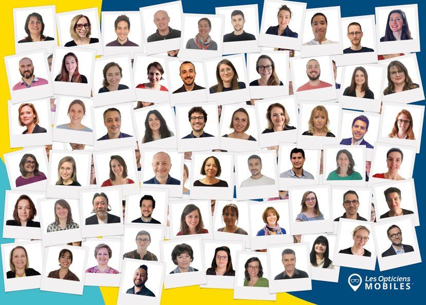 Logo de la startup Les Opticiens Mobiles annonce une levée de fonds de 7,5 millions d'euros