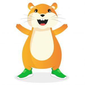 Logo de la startup Fred le hamster