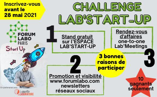 Logo de la startup FORUM LABO PARIS