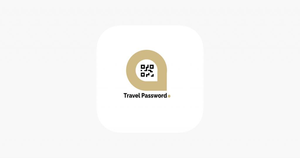 Logo de la startup TRAVEL PASSWORD