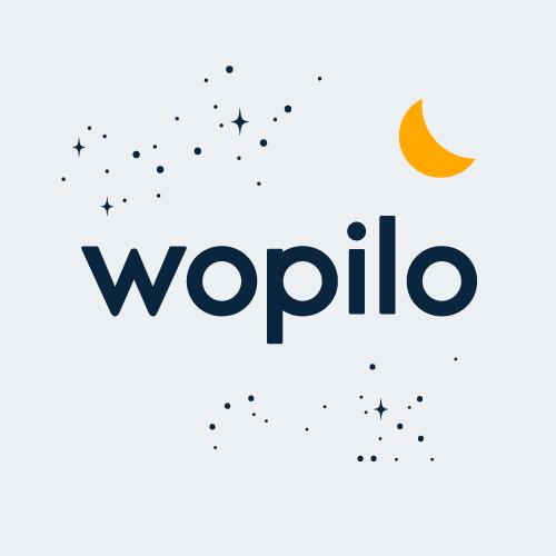 Logo de la startup Wopilo