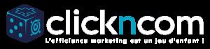 Logo de la startup clickncom