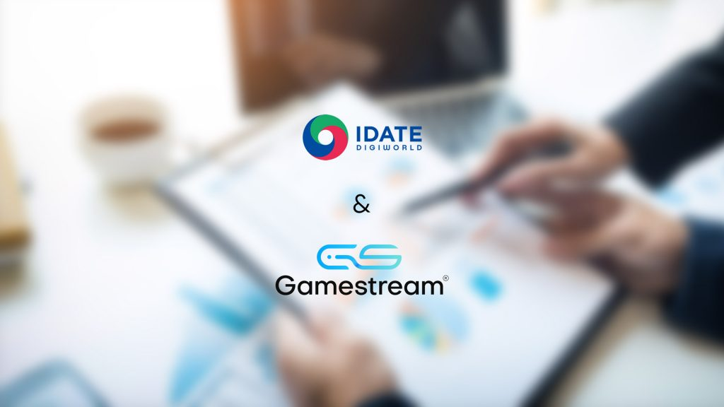 Logo de la startup Gamestream rejoint l'IDATE DigiWorld