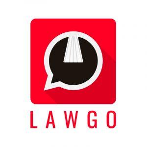 Logo de la startup LawGo